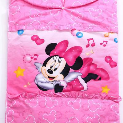 悦童家纺迪斯尼款睡袋(单外套) 天使米妮(78X150)