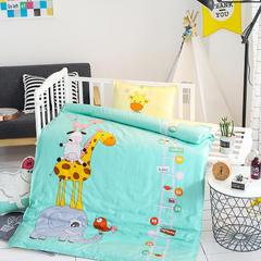 悦童大版儿童幼儿园三件套 丝绵款六件套 成长阶梯