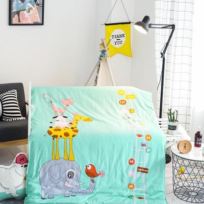 悦童大版儿童幼儿园三件套(单品) 枕套30X50cm 成长阶梯