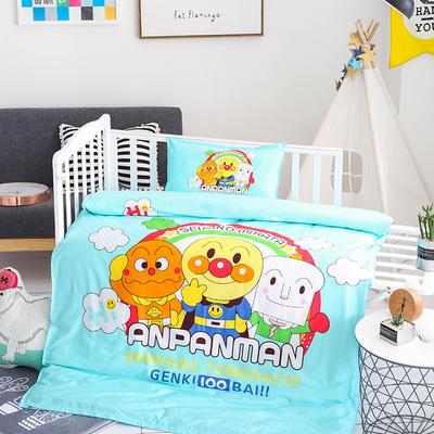 悦童大版儿童幼儿园三件套(单品) 枕套30X50cm 面包超人