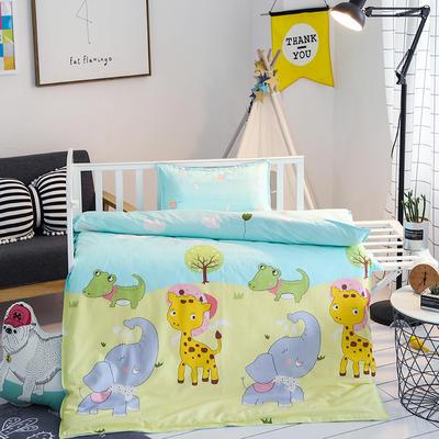 悦童大版儿童幼儿园三件套(单品) 枕套30X50cm 气球王国