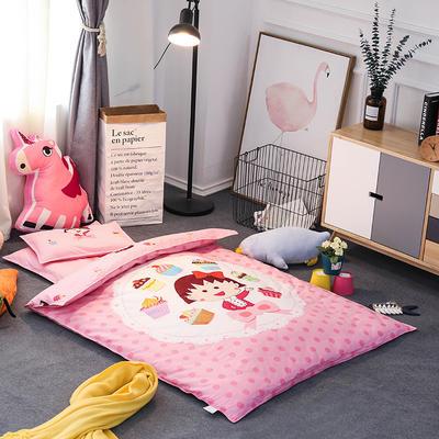 悦童大版儿童幼儿园三件套(单品) 枕套30X50cm 丸子甜心