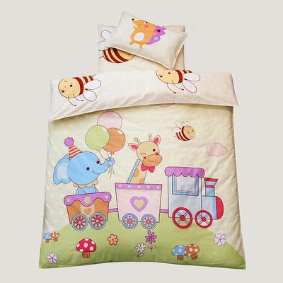 悦童大版儿童幼儿园三件套(单品) 枕套30X50cm 完美旅途