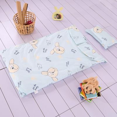 大森林睡袋(丝棉款) 机灵狗(75X120)