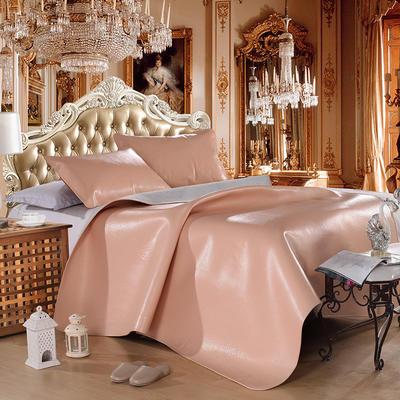 牛氏席铺 牛皮席系列 纯天然牛皮凉席精选头层牛皮 1.5m(5英尺)床 似水柔情