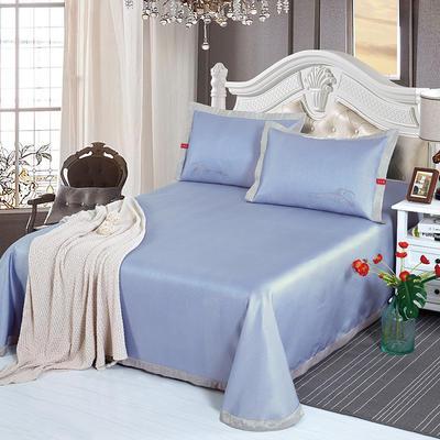 牛氏席铺 可水洗床单系列三件套 2.0m(6.6英尺)床 典雅