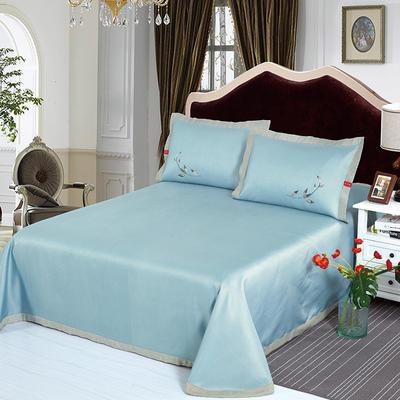 牛氏席铺 可水洗床单系列三件套 2.0m(6.6英尺)床 锦绣