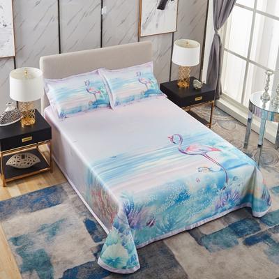 牛氏席铺 可水洗床单系列三件套 2.0m(6.6英尺)床 一鸣惊人