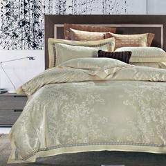 企梦家纺 提花四件套 标准1.5-1.8米床 雅典奢华