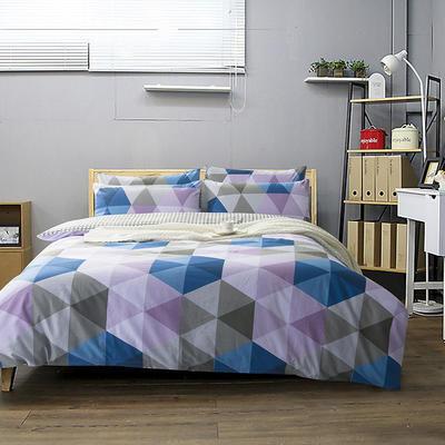 多彩家纺北欧简约系列 标准(1.5m-1.8m)床 蒂梵