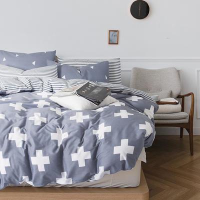 多彩家纺北欧简约系列 标准(1.5m-1.8m)床 卡洛斯