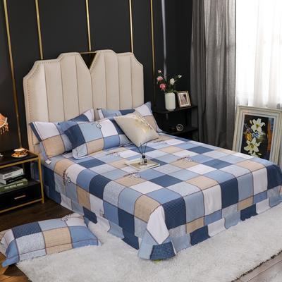2020新款全棉生态磨毛单品床单 245cmx270cm 卡伦
