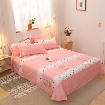 2020新款全棉生态磨毛单品床单 245cmx250cm 如沐春风
