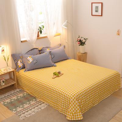 2020新款全棉生态磨毛单品床单 245cmx250cm 深睡眠