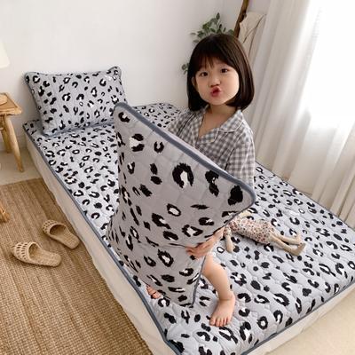 2019新款床垫 0.6*1.2 豹纹风尚灰