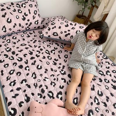2019新款床垫 0.6*1.2 豹纹风尚紫