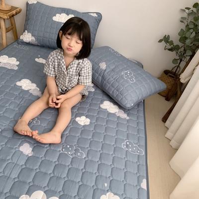2019新款床垫 0.6*1.2 烟云