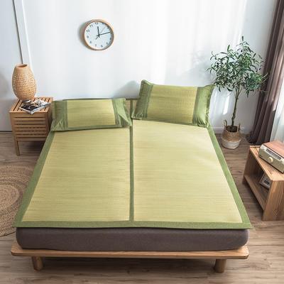 2019席佬大日式蔺草席 1.2m(4英尺)床 绿色