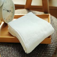 不可裁剪毛巾 白色/条