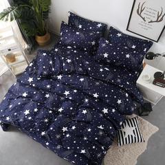 芦荟棉四件套 1.2m(4英尺)床 星光闪耀