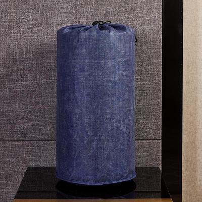 2020新款包装发布 自定义 秋冬被包装-圆通-蓝色(加大)
