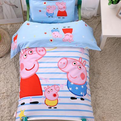 幼儿园大版套件 小猪佩奇 均码 三件套