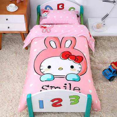 幼儿园大版套件  可爱猫咪 均码 三件套