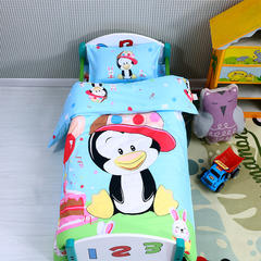 幼儿园大版套件   企鹅之梦 均码 三件套