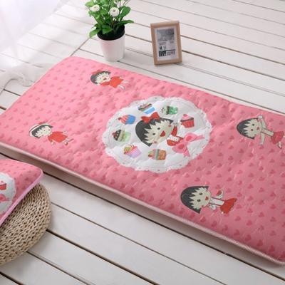 贝贝月-枕头+两用垫小猪佩奇 0.7x1.4m粉