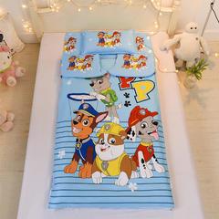 儿童睡袋  大版花型    小狗汪汪队 小号睡袋套子