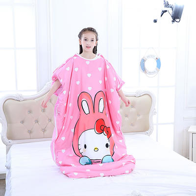 2019新款睡袋 萌兔(88cm*120cm睡袋套)