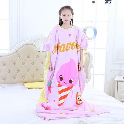 2019新款睡袋 水果精灵(88cm*120cm睡袋套)