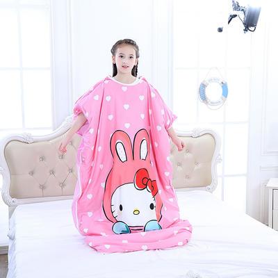 2019新款睡袋 萌兔(98cm*150cm睡袋套)