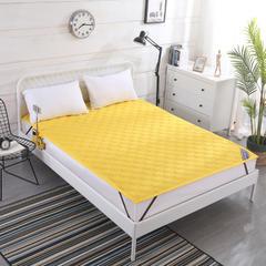 金伟床垫全棉床垫系列 0.9×2.0m 鹅黄色