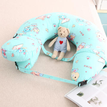 哺乳枕头多功能喂奶枕宝宝新生儿喂奶神器孕妇护腰枕靠垫抱枕
