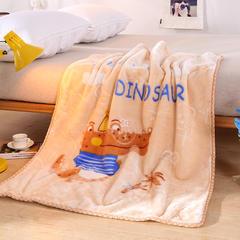 2018年11月新品儿童云毯婴儿毛毯双层加厚云貂绒珊瑚绒法兰绒水晶绒毯子