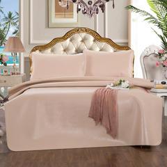 纯色牛皮席 1.5*1.95米 淡粉色