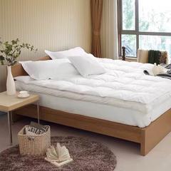 羽绒双层床垫 120*190cm 羽绒双层床垫