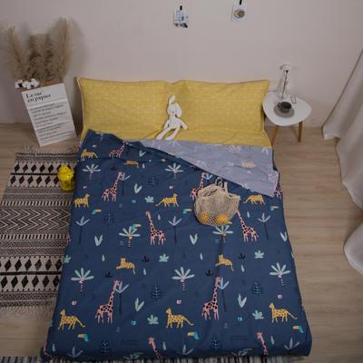 2019新款-全棉旅游隔脏睡袋 欢乐想象80x230cm