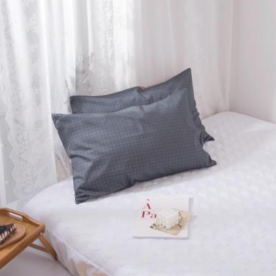 2020新款-ins全棉枕套 48x74cm/一对 格兰甜心