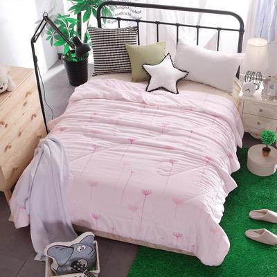 清仓-水洗棉夏被空调夏凉被 150x200cm 漫然