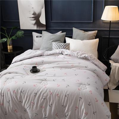新疆棉花被被芯被子冬被冬季纯棉被棉絮 150*200cm4斤 时尚元素