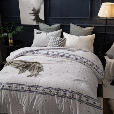 新疆棉花被被芯被子冬被冬季纯棉被棉絮 150*200cm4斤 真爱永恒