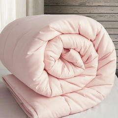 羊毛被澳毛被芯春秋被双人被子被芯棉被保暖加厚冬被 150x200cm/5斤 玉色