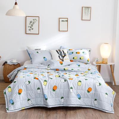 2020新款时尚夏被 180x200cm 时尚菠萝