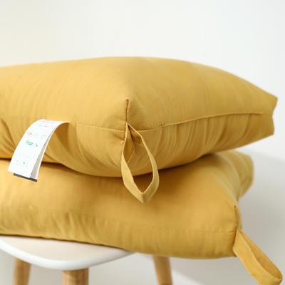 2020新款雅柔枕芯 橄榄黄