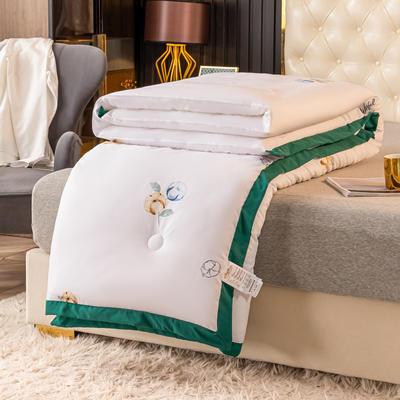 2020新款棉花被 被子被芯 180x200cm(5斤) 芳华