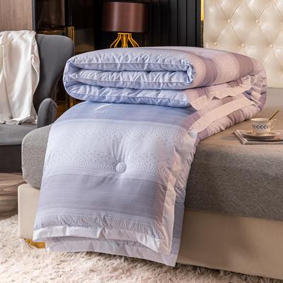2020新款棉花被 被子被芯 180x200cm(5斤) 尼卡