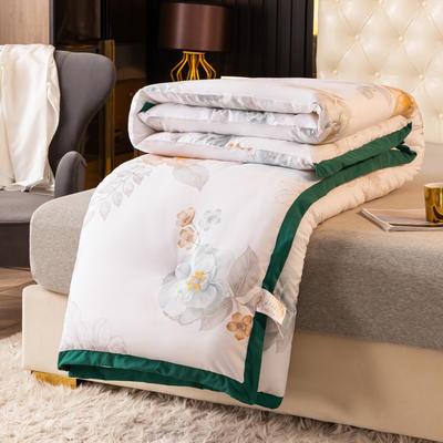 2020新款棉花被 被子被芯 180x200cm(5斤) 香颂