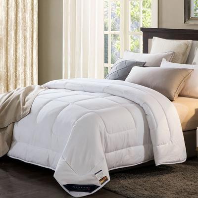 2020新款澳洲羊毛被 200X230cm(7斤) 白色